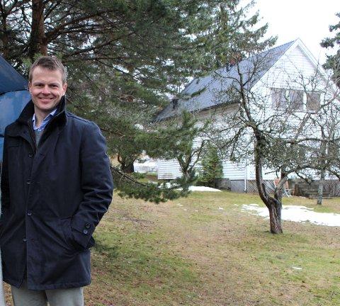 SOLON: Torgils Kvam er prosjektsjef i Solon og bosatt i Bydel Nordstrand. Han mener småhusplanen og gode boligprosjekter er lite forenelig.