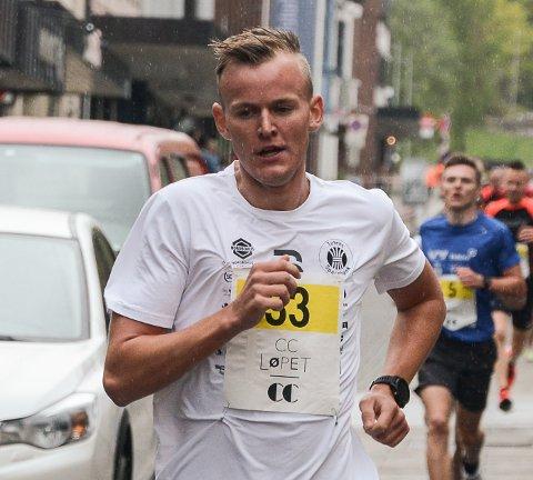 Marius Vesterås var raskest på fem kilometeren i Karidalen.