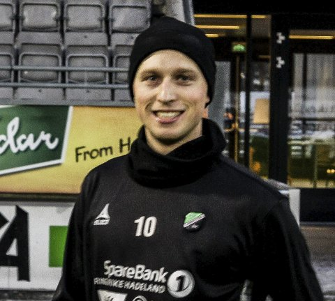 Ettårskontrakt: Andreas Skattum Nordby har signert ettårskontrakt med HBK.