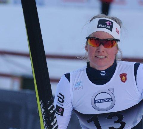 Mellom-Europa: Det blir ei kort julefeiring før Mari Eide setter kursen for Tour de ski.