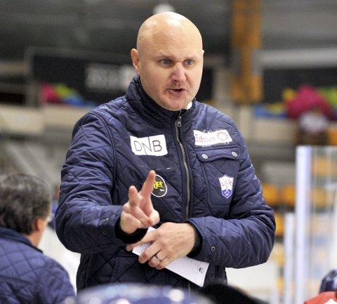 Ny hovedtrener: Mikael Kvarnstöm overtar sjefstolen på trenerbenken kommende sesong.