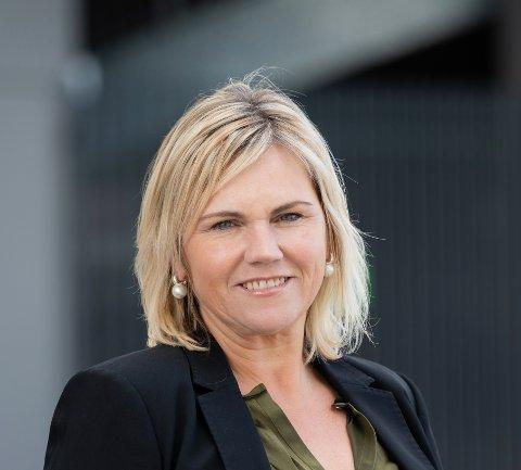 BLIR VARAORDFØRER: Ragnfrid Sønstabø (H) blir Bømlos nye varaordfører.