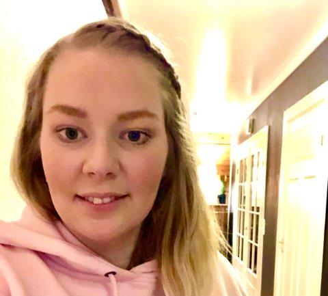 SLAG: Den høyre siden av kroppen til Julie Wogtor ble slått ut, og legene trodde lenge at hun hadde hatt slag.
