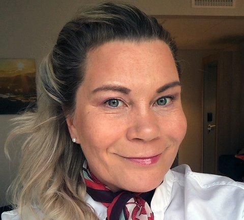 KORONASMITTET: Gina Utsi har fått koronaviruset. Hun har aldri følt seg dårligere noen gang enn de siste 14 dagene.