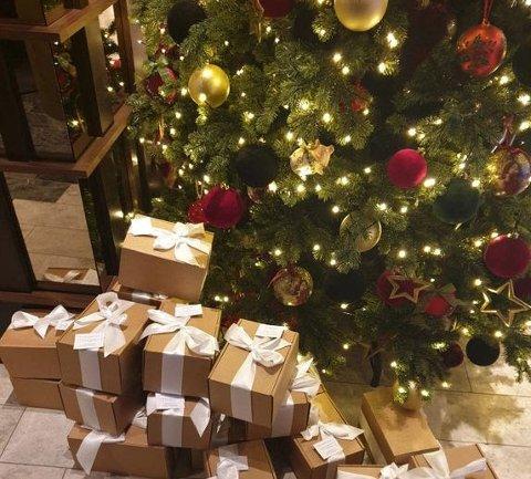 GRUER SEG: 1 av 10 barn og unge gruer seg til jul, ifølge Blå Kors sin ferske undersøkelse.