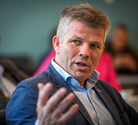 Hvor du bor skal ikke være avgjørende for om du får tilgang til bredbånd, mener Aps nestleder Bjørnar Skjæran.