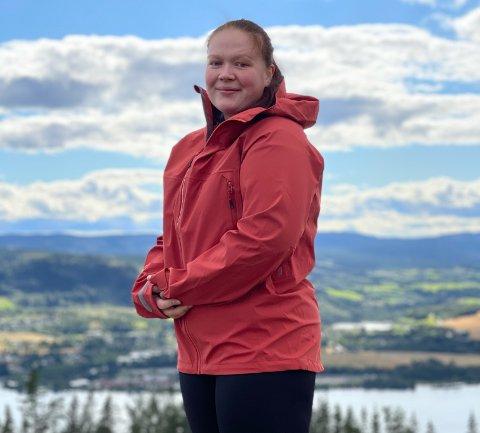 BEDRE: Marita Sand fikk i sommer reise på rehabilitering etter koronasykdommen i fjor. Da ble det lange turer og endelig framgang å spore.