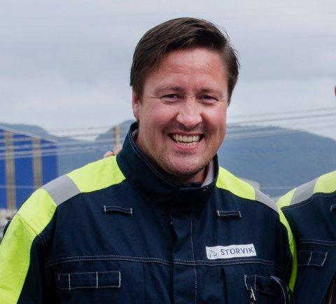 Dag Sverre Sæsbøe. Arkivbilde.