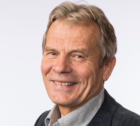 TILBAKE: Arne Nævra, stortingsrepresentant for SV, Buskerud er enig med naturvernforbundet som ønsker ny E18 i nedskalert utgave.