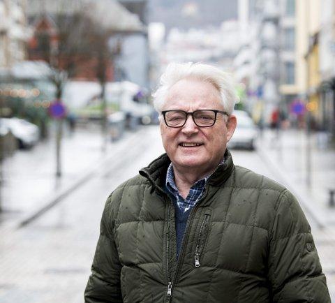 Birger «Biggen» Grevstad har vært leder store deler av sitt liv. Nå skal han lede SK Brann, en klubb det stort sett stormer rundt.