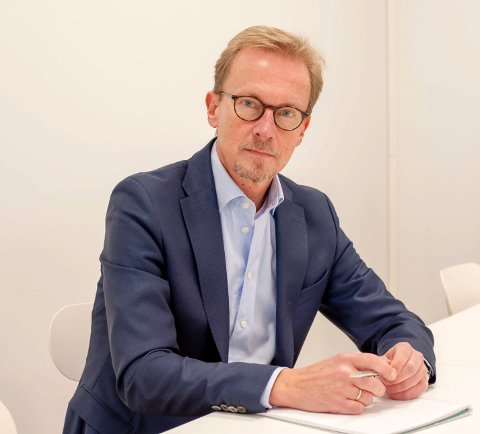 KONKURS: Lars-Tore Hogsnes er daglig leder for Arts & Crafts AS, som nå er konkurs.