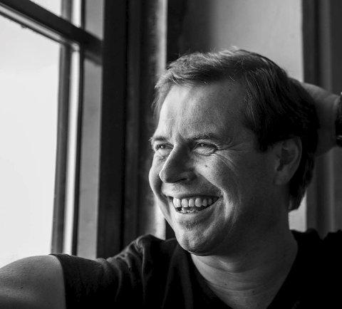 Går av: Kjell Moberg slutter som teatersjef ved Scenekunst Østfold.Foto: kulturutvikling.no