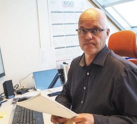 Kjetil Moe, som i oktober lanserte nettstedet «Nytt fra Narvikregionen», vil nå fullt konsentrere seg om Moe Media.