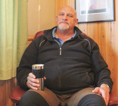 «KONGEN AV KRABBE»: Håkon Karlsen har satset på drift i Indre Billefjord. Her har han rustet opp den gamle kaia til et moderne krabbemottak. Nå ser han på ny drift, som kan få menn med potensproblemer i Asia til å juble.
