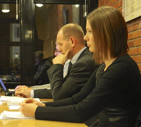 Forslag: Karianne Kullerud (Sp) foreslo at Våler skal få en plan for integrering og bosetting av flyktninger.
