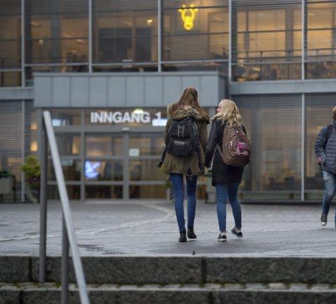 HVOR VIL DU GÅ: Du har mange valg i både skoler og opplæringstilbud i den videregående skolen i Gjøvik.