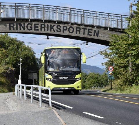 Økning: Brakar er klar for flere passasjerer.