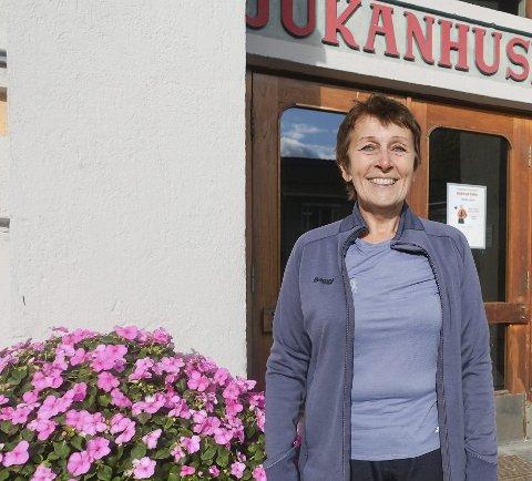 Til Rjukan: Anne Grimstad Fjeld turnerer med en fresk forestilling om kampen mot kreft.