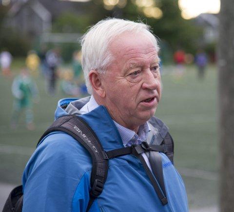 Hadde ønsket mer: Leder Arne Kalstadstuen i Lillestrøm kommune er forberedt på at det kommer til å bli diskusjoner om forslaget som nå foreligger.