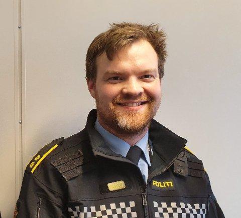 Politikontakt: Jørgen Torstveit er politikontakt på Randaberg og Kvitsøy.
