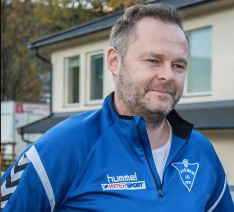 SLUTTER: Audun Fevik er ikke trener for Åssidens herrelag i fotball i 2019.