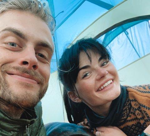 ROMANTIKK I LUFTA: Ulrikke Brandstorp bekrefter overfor SA at hun har fått seg kjæreste. Nyheten ble røpet i sosiale medier mandag formiddag.