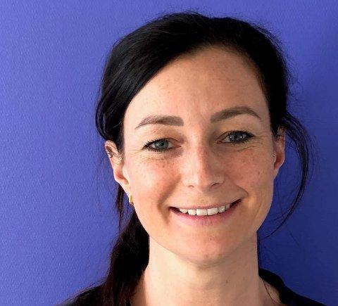 Christine Sanne Petterson (35) fra Manstad er for tiden stedfortredende styrer i en barnehage i Sarpsborg. Nå har hun fått ny lederjobb i Vestby.