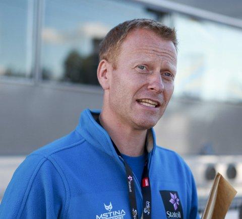 FULLT FOKUS: Knut-Eirik Dybdal legger nå alt inn på å få VM til Narvik