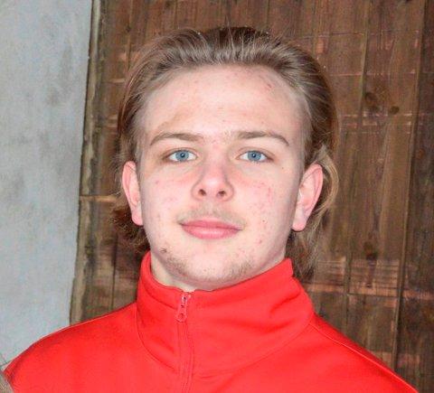 Kristian Høvik vant NM-sølv med Frisk/Asker, men keepertalentet var ikke på isen i finaleserien.