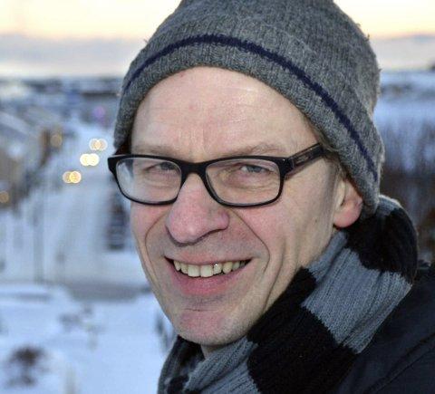Biskop: Olav Øygard  kommer til Båtsfjord.