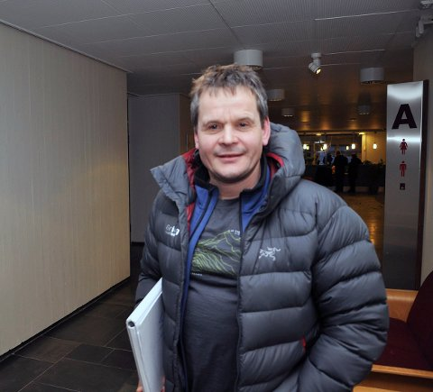 REAGERER STERKT: Roger Pedersen i Grieg Seafood er opprørt over hendelsen. – De ansatte er fortvilet, sier han.