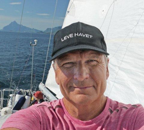 Odd Arne Sandberg, Leder Folkeaksjonen Oljefritt Lofoten, Vesterålen og Senja