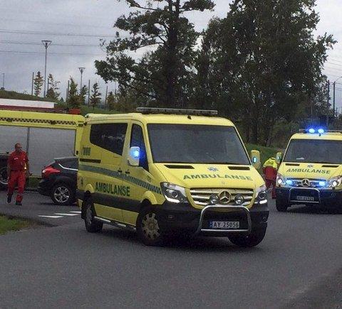 Dødsulykke: Politiet vil ha kontakt med eventuelle vitner de ikke har snakket med etter dødsulykken tirsdag.foto: eva fretheim
