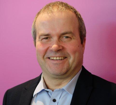 NY DIREKTØR: Ørjan Kirkefjord er tilsett som ny direktør i Fjeldseth AS.