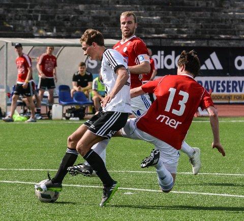Simen Engelienscoret hat trick da Kolbu/KK slo Søndre Land 9-0.