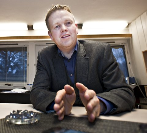 Knut Tønnes Steenersen synes DAB i utgangspunktet er en negativ ting