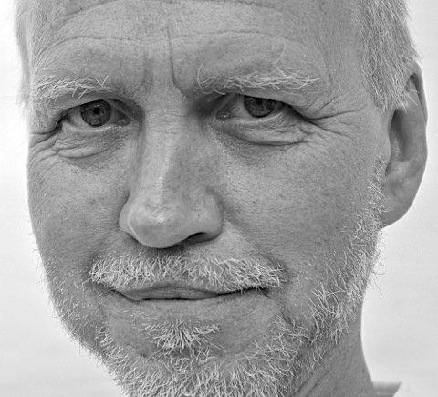 Forfatter: Forfatter Pål Nordheim rakk å ferdigstille sin siste bok før han gikk bort tidligere i år. Pressefoto