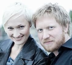 DUO: Live Maria Roggen og Helge Lien.
