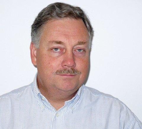 Thorbjørn Holth i Forsvarsbygg.