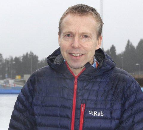 Kjell Storelid så lagtempogullet i Nederland.