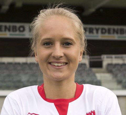 Amalie Eikeland er med mot Vålerenga, men jaktes av engelske Reading.