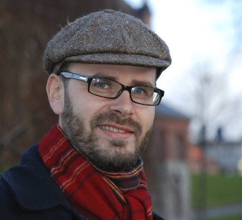 Trond Svandal er Fredrikstad Venstres ordførerkandidat i kommunevalget 2019