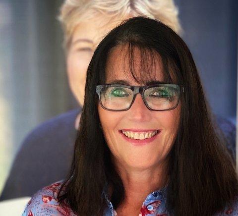 Marianne Klever Næss måtte nøye seg med fjerdeplassen på Høyres Østfold-liste til stortingsvalget.