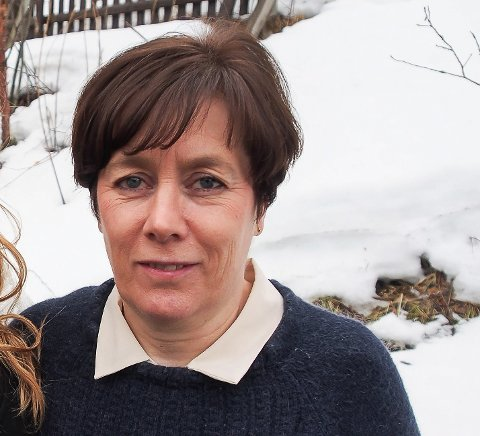 Leder: Eva Strømsnes er leder på krisesenteret for Narvik-regionen. Arkivfoto.