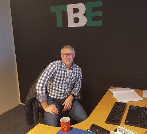 Tidligere Ålgård og Bryne–trener Tommy Bergersen har startet bemanning– og rekrutteringsbyrået TBE Bemanning.