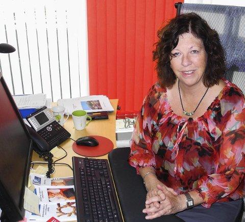 ØKER: - I disse dager styrker vi ytterligere innsatsen for å avklare og kartlegge kompetansen for de som fortsatt ikke har kommet i jobb. NAV Halden-Aremark er tildelt 3 stillinger til dette formålet, sier NAV-leder Astrid Nordstrand. Arkiv.