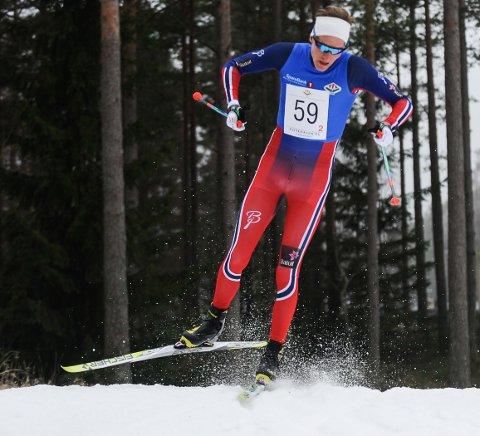 Marcus Syversen viste fin form foran søndagens etappe i ski-NM, der TFL stiller lag i seniorklassen.