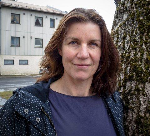 Daglig leder: Karianne Steen i Lofoten friluftsråd. Foto: Arkiv