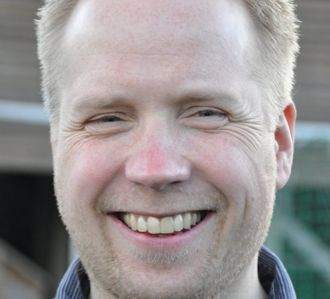 Ny rektor: Fredrik Solem Aagaard-Nilsen har fått jobben som rektor ved Kabelvåg skole.
