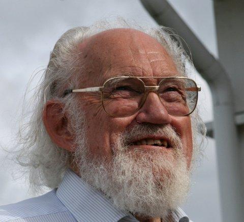Helge Birkeland (18.8.1925 - 26.3.2021)
